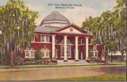 FL Sanford First Methodist Church 1946