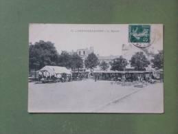 CPA VAL DE MARNE JOINVILLE LE PONT LE MARCHE - Joinville Le Pont