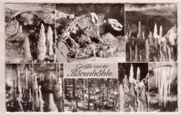 Bärenhöhle - Karlshöhle Bei Erpfingen , Mehrbildkarte - Reutlingen