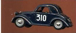 BRUMM R21 FIAT 500A TARGA FLORIO GIRO SICILIA 1948 NUOVO NO BOX - Brumm