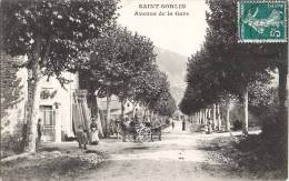 SAINT-SORLIN AVENUE DE LA GARE 01 AIN - France