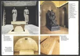 MONTENEGRO-crna Gora-handbook-PETAR NJEGOS MAUSOLEUM-cc 1980 - Kultur