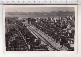 Rio De Janeiro - Avenida G. Vargas (1946) - Rio De Janeiro