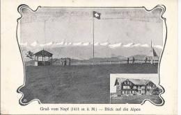 Gruss Vom Napf Blick Auf Die Alpen - BE Berne