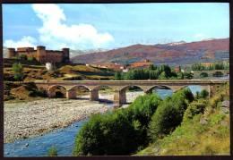 BARCO De AVILLA - Castillo/Château De Valdecorneja - Circulé - Circulated - Gelaufen - 1980. - Espagne