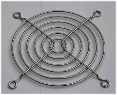 GRILLE DE VENTILATEUR 92 X 92 Mm - NEUVE - Technical