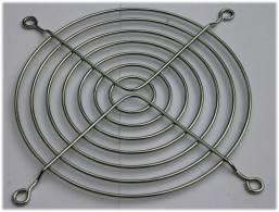 GRILLE DE VENTILATEUR 120 X 120 Mm - NEUVE - Autres