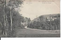LES PETITES DALLES - Entrée Du Village - France