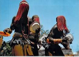 Afrique-TCHAD -Danseuses du Moyen Chari (danse dance) Editons :librairie AL-AKHBAAR - N�DJAMENA n�5432