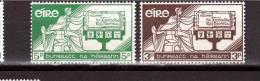 1958 IRELAND  Ann. Constitution  Michel Cat N° 140/41  Perfect MNH ** - Ireland