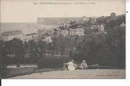 VEULETTES - Les Villas Et La Mer - France