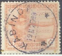 _3Bc767:  KABINDA ** - 1894-1923 Mols: Usados