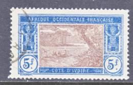 Ivory Coast  77  (o) - Ivory Coast (1892-1944)