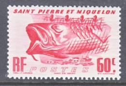 Saint Pierre And Miquelon  328   *  FAUNA  FISHING - St.Pierre & Miquelon