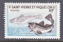 Saint Pierre And Miquelon  351   **    FAUNA  FISH - St.Pierre & Miquelon