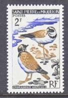 Saint Pierre And Miquelon  364   *    FAUNA  BIRDS - St.Pierre & Miquelon