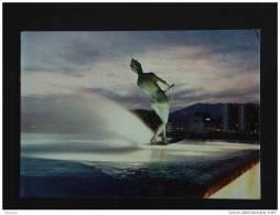 """""""Venus De Marbella"""" Obra Escultorica De Lopez Burgos -1978 - Edit Postales Marbesol - Sculptures"""