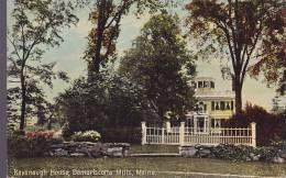 CPA - Maine Darmariscotta Mills Kavanaugh House - Etats-Unis