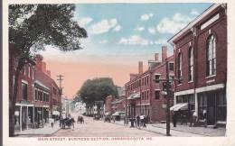 CPA - Maine Darmariscotta Main Street - Etats-Unis
