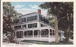 CPA - Maine Darmariscotta Fiske House - Etats-Unis