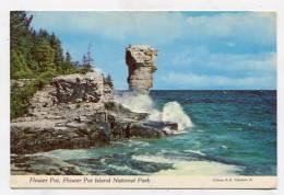 CANADA - AK 148770 Ontario - Tobermory - The Flower Pot - Flower Pot Island - Altri