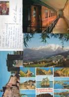 Lot De 100 Cartes CPSM ET CPM Diverses - Postcards
