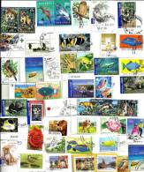 AUSTRALIA LOT145 MIXTURE OF50+ USED/CTO STAMPS SOME 2010/12 INC.CI & COCOS ILS. BOATS & HFV ETC.READ DESCRIPTION!! - Timbres