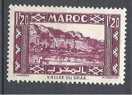 MAROC  N� 183 NEUF** LUXE