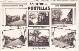 Souvenir De Pontillas (multi Vues) - Fernelmont