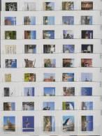 Finland  (2012) - 59 Stamp Set -  /  Trains - Trams - Architecture - Fauna - Dances - Heritage - Finland