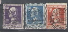 TRIPOLITANIA 1927 VOLTA SERIE CPL. USATA - Tripolitania