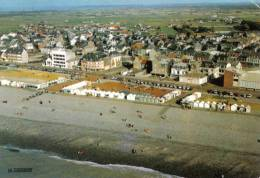 Carte Postale 80. Cayeux Vue D´avion Par R. Henrard  Trés Beau Plan - Cayeux Sur Mer
