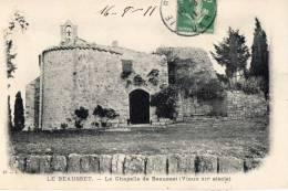 83 LE BEAUSSET  VAR  LA CHAPELLE - Le Beausset