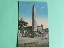 CONSTANTINOPLE - ISTANBUL Aujourd\´hui, Obélisque De THEODOSE - Turquie
