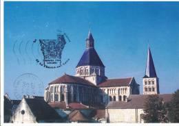 La Charité Sur Loire Eglise Notre Dame Le Chevet Exc N° 287 - La Charité Sur Loire