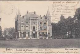Jurbise         Château Du Moustier              Scan 3680 - Jurbise