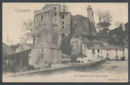 44 - CLISSON - Le Château Et Le Vieux Pont - Dugas 30 - Clisson