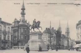 Antwerpen Anvers    La Place Léopold  Leopoldusplaats                       Scan 3688 - Antwerpen