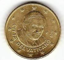 VATICAN 0.50 2011 - Vatican