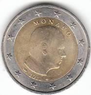 MONACO 2 EURO 2011 - Monaco