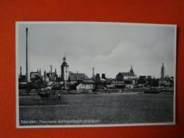 Ansichtskarte: Namslau, Panorama Mit Hasselbach-Brauerei, Ungelaufen ! - Schlesien