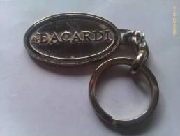 Llavero Ron Bacardi. España. Años ´90. - Otras Colecciones