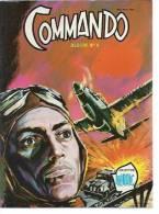 COMMANDO Reliure N° 4 ( N° 289 + 290 + 291 )   - AREDIT 1985 - Arédit & Artima