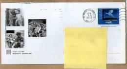 France Entier Postal PAP Conseil Régional Basse Normandie - Débarquement De Gaulle ... - CAD 3-05-2007 / Magritte - Entiers Postaux