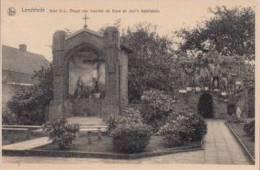 Lendelede  Grot Onze Lieve Vrouw Van Lourdes Op Knok En Juul's Kapelleken          Scan 3722 - Lendelede