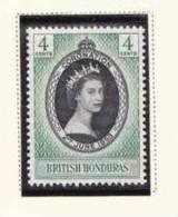 British Honduras, 1953, SG 178, Mint Hinged - Britisch-Honduras (...-1970)