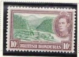 British Honduras, 1938-47, SG 155, Mint Hinged - Honduras Britannique (...-1970)