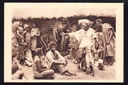 AFR-25 GABON FETICHISME LE POISON D'EPREUVE - Gabon