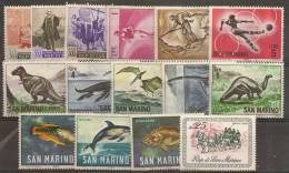 Saint-Marin  Petit Lot - Collections, Lots & Séries