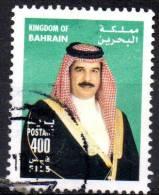 BAHRAIN 2002 Shaikh Hamad Bin Isa Al Khalifa 400f. - Green    FU - Bahrain (1965-...)